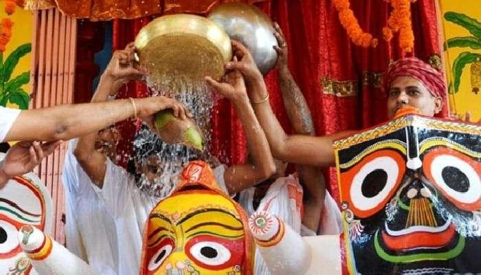দেবস্নান পর্বের পরে 'জ্বর' হয় জগন্নাথদেবের, দর্শন বন্ধ পক্ষকাল