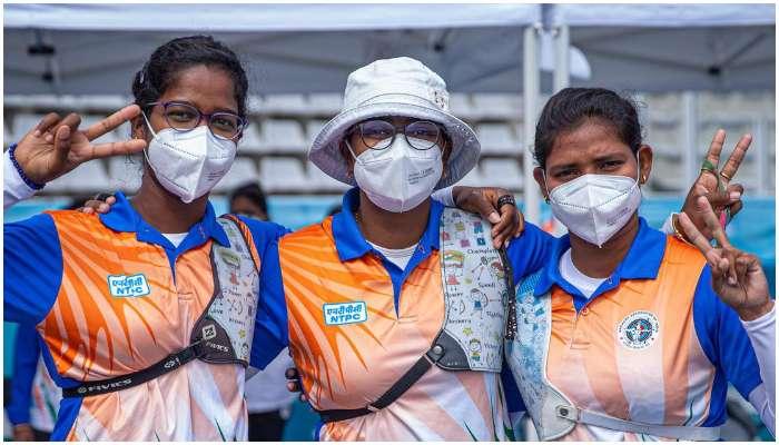 Archery World Cup: তিরন্দাজি বিশ্বকাপে দেশকে জোড়া সোনা এনে দিলেন Deepika Kumari