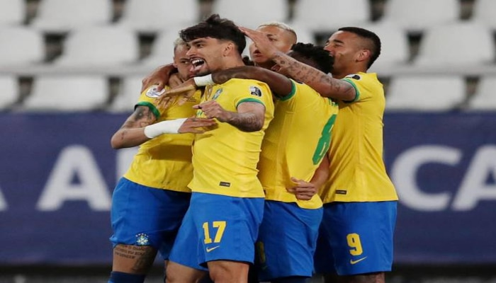Copa America 2021: চিলির বিরুদ্ধে জয় ছিনিয়ে সেমিফাইনালে নেইমার-ব্রিগেড