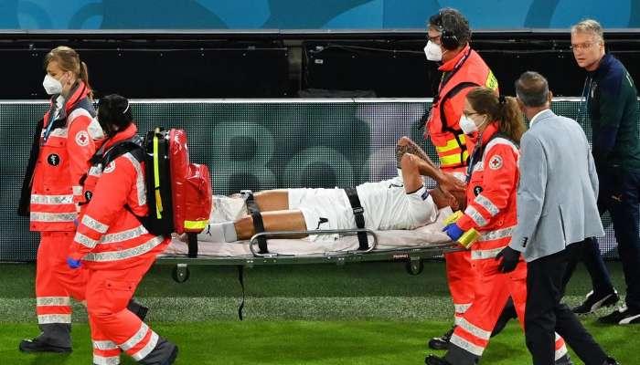 UEFA EURO 2020: বাকি টুর্নামেন্টে খেলতে পারবেন না Spinazzola! আশঙ্কা এমনটাই