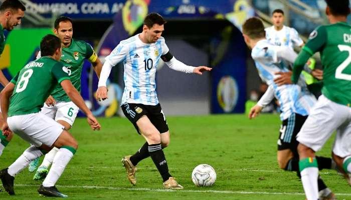Copa America 2021 Quarterfinals: রাতে খেলবেন Suarez, ভোরে নামবেন Messi