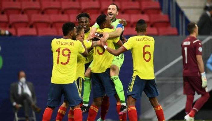 Copa America 2021: গোলশূন্য গোটা ম্যাচ, টাইব্রেকারে Uruguay-কে হারিয়ে সেমিফাইনালে Colombia