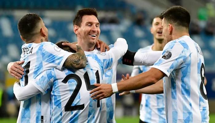 Copa America 2021: মেসি ম্যাজিকে কুপোকাত Equador, ৩-০ গোলে জয়ী Argentina
