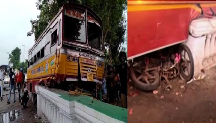 Red Road Accident: মিনিবাস দুর্ঘটনায় গ্রেফতার ঘাতক বাসচালক ইব্রার হোসেন