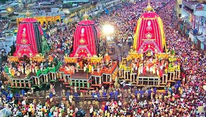রথযাত্রা বাতিল করল সুপ্রিম কোর্ট, মন্দিরেই করতে হবে পুজো