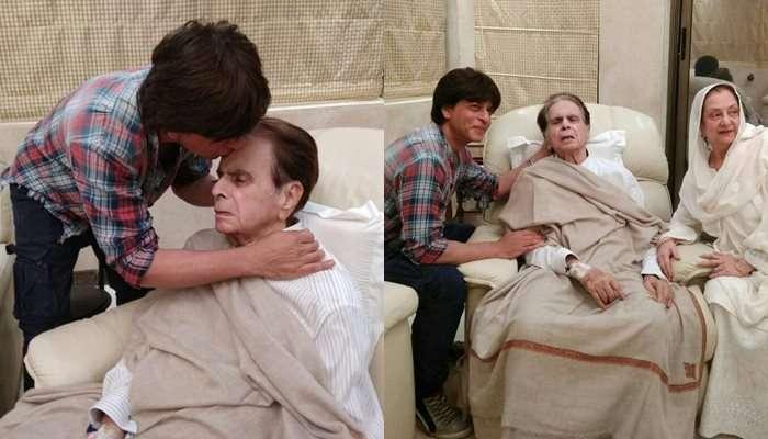 ''আমার আর দিলীপ কুমার সাবের সন্তান থাকলে ও Shahrukh-র মতোই হত'', বলেছিলেন Saira Banu