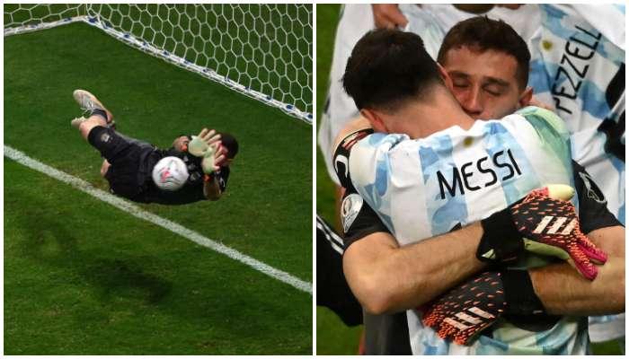 Copa America: Messi র থেকে 'ফেনোমেনন' আখ্যা পাওয়া Martinez লকার রুম মাতালেন নেচে