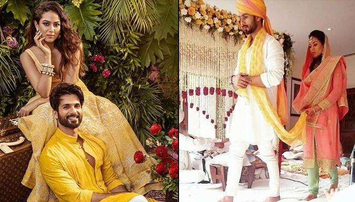 মাত্র ২০ বছর বয়সেই ১৩ বছরের বড় Shahid-কে বিয়ে করতে রাজি হন Mira