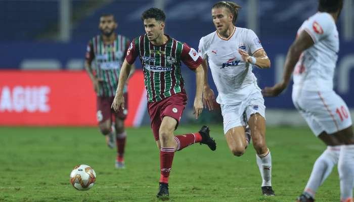 ISL 2021-22: ATKMB অধ্যায় শেষ করলেন আইএসএল চ্যাম্পিয়ন Edu Garcia