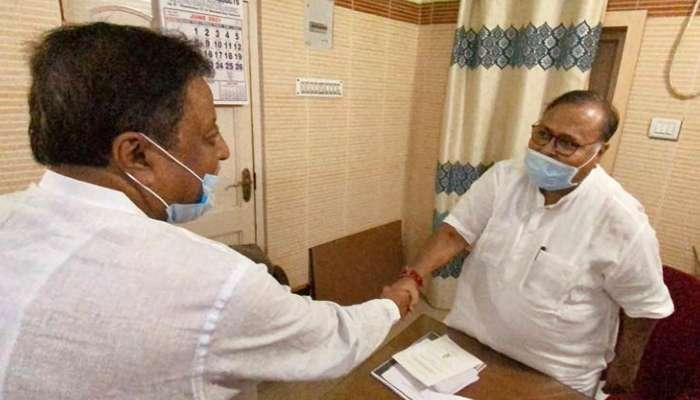 রীতি মেনেই BJP-র বিধায়ক Mukul-কে মনোনীত করেছেন অধ্যক্ষ, দলনেত্রীর সুরেই Partha