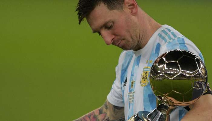 Copa America 2021: সোনার বুট ও বল পেলেন Messi, কত টাকা পাচ্ছে আর্জেন্টিনা-ব্রাজিল?