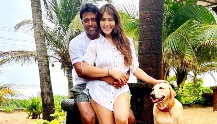 টেনিস তারকা Leander Paes-র প্রেমে হাবুডুবু খাচ্ছেন Yuvraj Singh-র প্রাক্তন Kim!