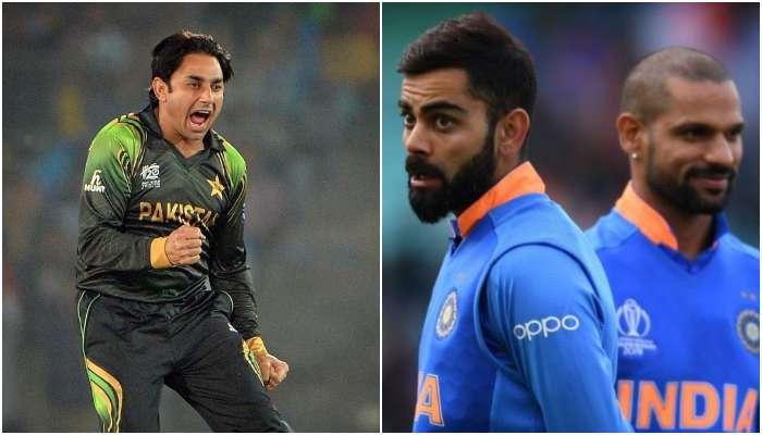 England vs Pakistan: ভারতের এখন দু'টো টিম, আমাদের একটা দলই ধুঁকছে: Saeed Ajmal