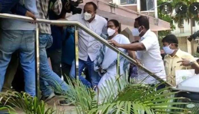 নারদা মামলার তদন্তে বাধা! মুখ্যমন্ত্রীর বিরুদ্ধে হাইকোর্টে হলফনামা CBI-র