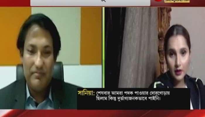 Sania Mirza Exclusive interview