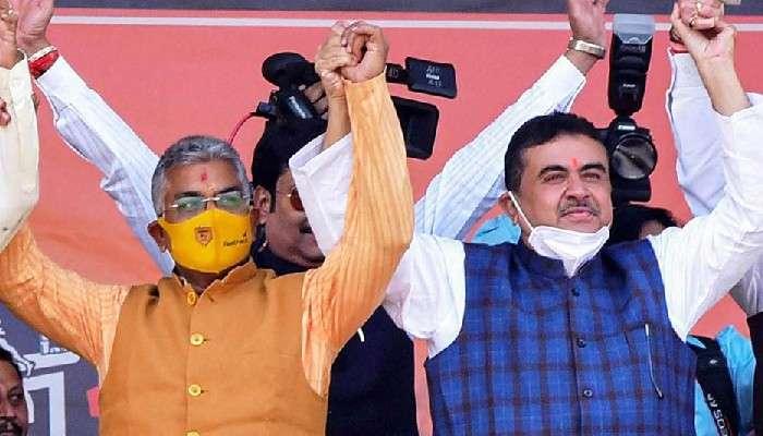 TMC-র ২১ জুলাইয়ের পাল্টা BJP-র শহিদ শ্রদ্ধাঞ্জলী, দিল্লি-কলকাতায় একযোগে বিক্ষোভ