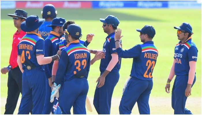 India vs Sri Lanka: ভুবনেশ্বর-চাহালের তিন উইকেট, প্রথমে ব্যাট করে শ্রীলঙ্কা তুলল ২৭৫