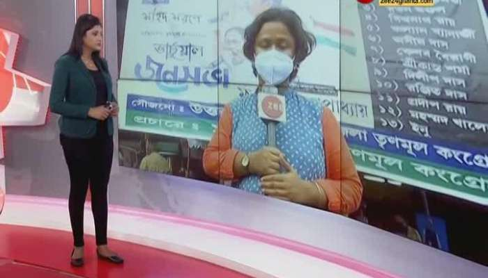 TMC's 21st Preparation in Gujrat, Mamata's Virtual Speech in 6 States - What Dr. Shashi Panja, listen