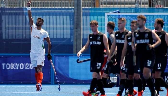 Tokyo Olympics-এ দুরন্ত শুরু ভারতের! হকিতে নিউজিল্যান্ডকে ৩-২ গোলে হারাল ভারত