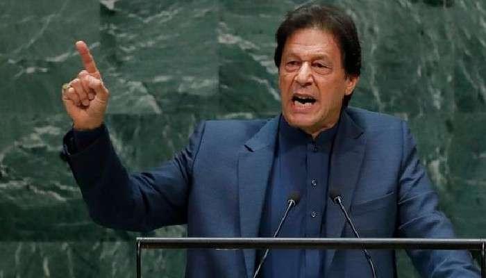 'কাশ্মীরিরাই সিদ্ধান্ত নিক তাঁরা কী চান?' ভোট প্রচারে কাশ্মীর 'তাস' Imran Khan-এর