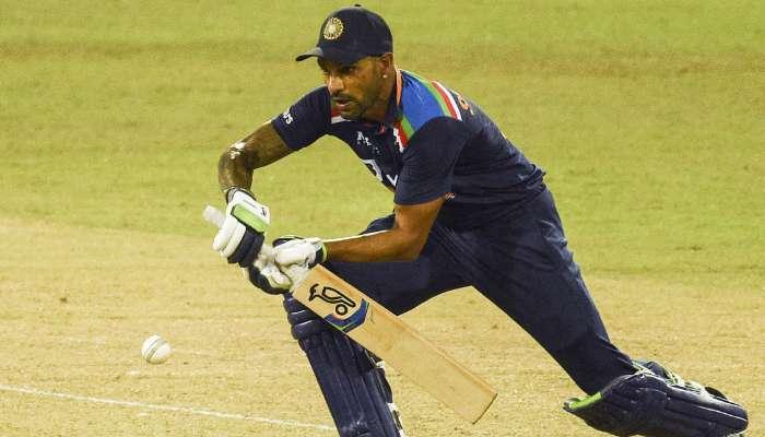 India vs Sri Lanka: Dhawan ও Suryakumar র ব্যাটে ভারত ১৬৪ রান তুলল ভারত