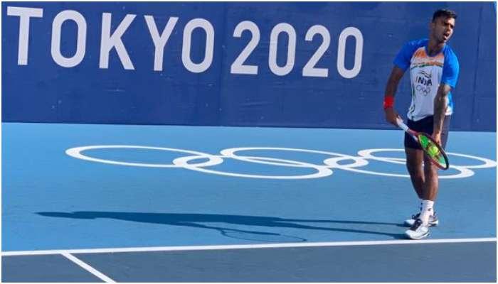 Tokyo 2020: ভারতের হয়ে অলিম্পিক্স ইতিহাস লেখা Sumit Nagal হেরে গেলন