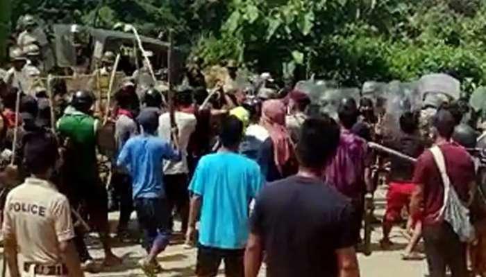 কেন রণক্ষেত্রের চেহারা নিল Assam-Mizoram border ? উদ্বেগে কেন্দ্র
