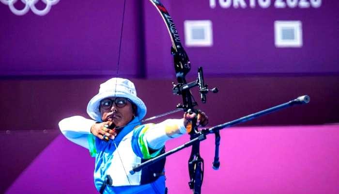 Tokyo Olympics 2020: তীরন্দাজির প্রি-কোয়ার্টার ফাইনালে ভারতের Deepika Kumari
