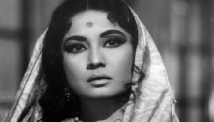 Meena Kumari Birth Anniversary: 'ট্র্যাজেডি কুইন'র তকমায় হারিয়েই গেলেন কবি মীনা কুমারী