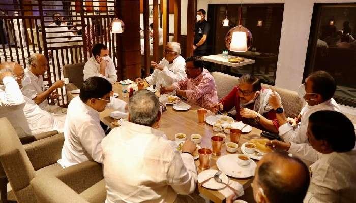 Rahul-এর নেতৃত্বে Breakfast টেবিলে একজোট বিরোধীরা, Modi-কে মোকাবিলার রণকৌশল