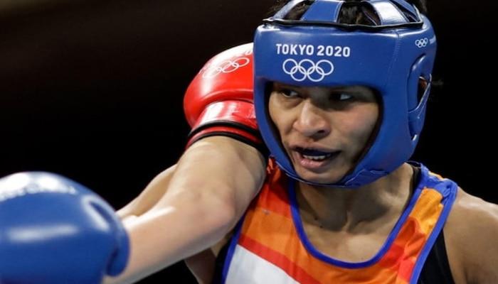 Tokyo Olympics : ভারতের হয়ে ব্রোঞ্জ জয়, বিশ্বের এক নম্বর বক্সারের কাছে হারলেন Lovlina