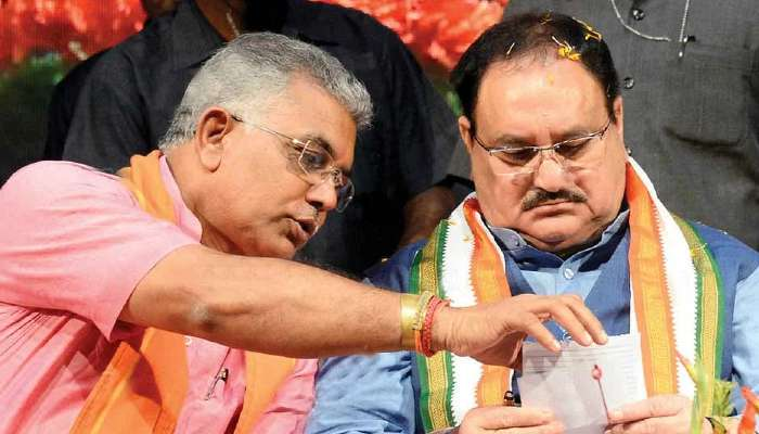 BJP: আপনার পরে কে? Nadda-র কাছে সভাপতি পদে তরুণ সাংসদের নাম-প্রস্তাব Dilip-র