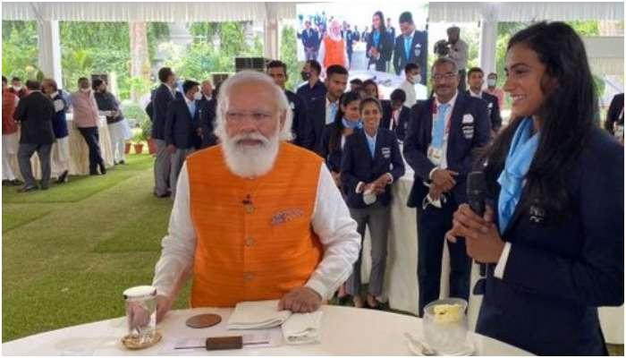 PV Sindhu কে দেওয়া প্রতিশ্রুতি রাখলেন PM Modi