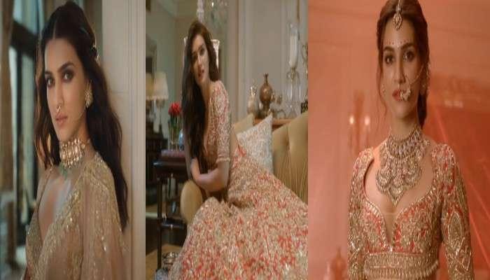 Manish Malhotra-র নতুন ব্রাইডাল কালেকশন, কনের সাজে নজরকাড়া Kriti Sanon