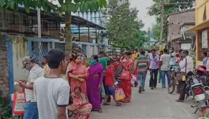 Kalna: ভ্যাকসিনে কালোবাজারি! হাতেনাতে ধরা পড়ল যুবক, বেধড়ক মার স্থানীয়দের