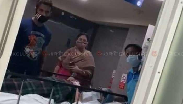Exclusive Video:আর কিছু সময়ের অপেক্ষা, ওটিতে নিয়ে যাওয়া হল Nusrat-কে, পাশে Yash