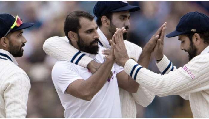 India vs England 3rd Test: প্রথম ইনিংসে রানের পাহাড় ইংল্যান্ডের! শামির ৪ উইকেট