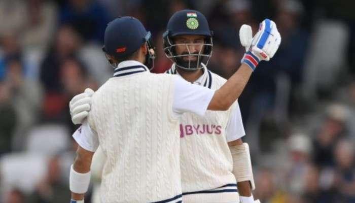India vs England 3rd Test: সেঞ্চুরির দোরগোড়ায় Pujara, দ্বিতীয় ইনিংসে কিছুটা স্বস্তিতে ভারত