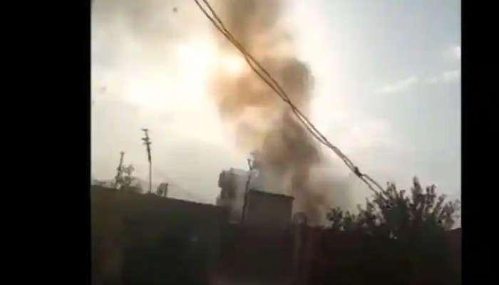 Kabul Blast: কাবুল বিমানবন্দরের বাইরে বড়সড় বিস্ফোরণ, ISIS-K জঙ্গিদের রকেট হামলা!