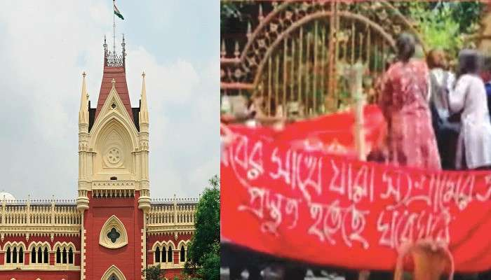 Kolkata: 'তালা ভাঙুন, বিক্ষোভ তুলুন', Visva-Bharati মামলায় নির্দেশ কলকাতা হাইকোর্টের