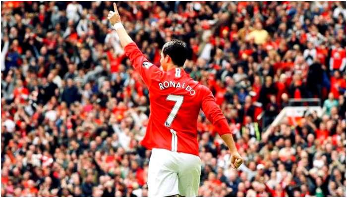 গ্যালারিতে শব্দব্রহ্ম! Manchester United র হয়ে মাঠে নেমে পড়লেন Cristiano Ronaldo