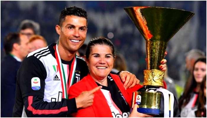 Cristiano Ronaldo: মা যেন আর মাঠে না আসে! কেন এমনটা চাইছেন রোনাল্ডো?
