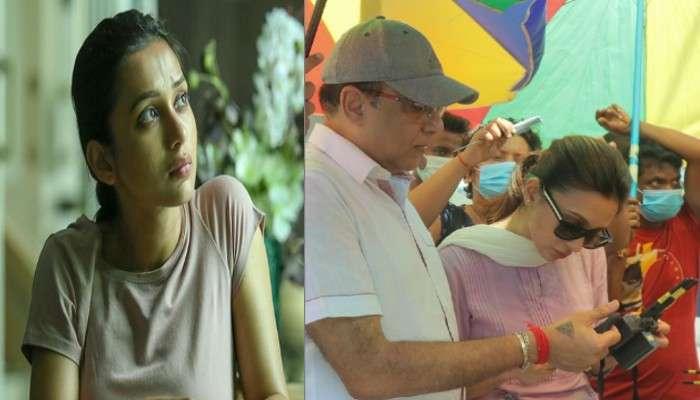 Mimi Chakraborty:ওড়িশায় 'খেলা যখন'-এর শুটিং শেষ, মন ভারাক্রান্ত মিমির