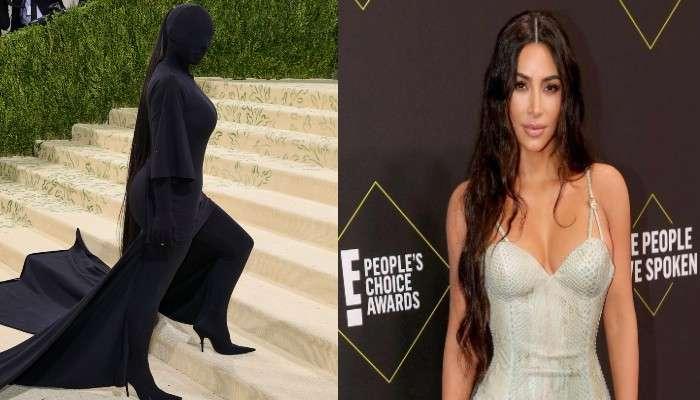 Met Gala 2021: সোশ্যাল মিডিয়া জুড়ে মিম ঝড়, পোশাকের জেরে ট্রোলড Kim Kardashian