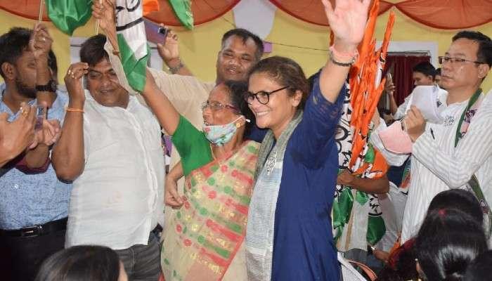 TMC:  রাজ্যসভা ভোটে প্রার্থী Sushmita Dev