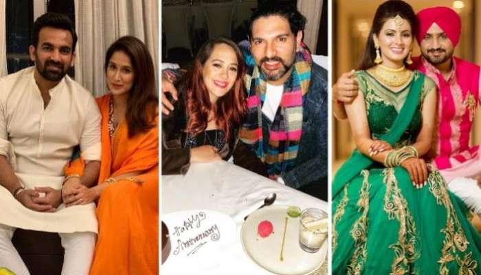 Sagarika Ghatge থেকে Geeta Basra, ক্রিকেটারকে বিয়ে করে অভিনয় ছেড়েছেন যে তারকারা