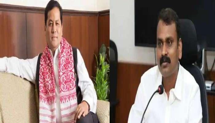 Rajya Sabha by-election: রাজ্যসভায় যাচ্ছেন সর্বানন্দ-মুরুগান, ঘোষণা বিজেপির