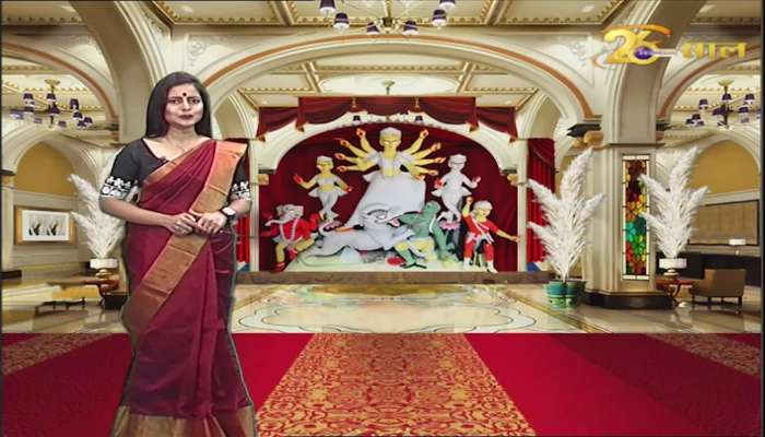 #PujoAsche: Pujo is incomplete if you don't have a sweet face, this time there is a new surprise in Pujo 'Agamni Sandesh'. Durga Puja