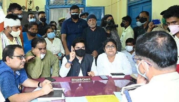 Tripura: কবে হাজিরা দিতে পারবেন? খোয়াই থানার IO-কে ফোনে জানালেন Kunal Ghosh