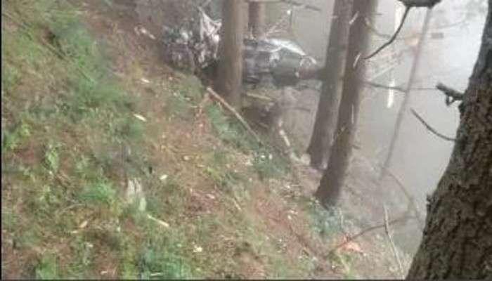 Chopper Crash: জম্মু কাশ্মীরে ভেঙে পড়ল সেনাবাহিনীর হেলিকপ্টার, আহত ২